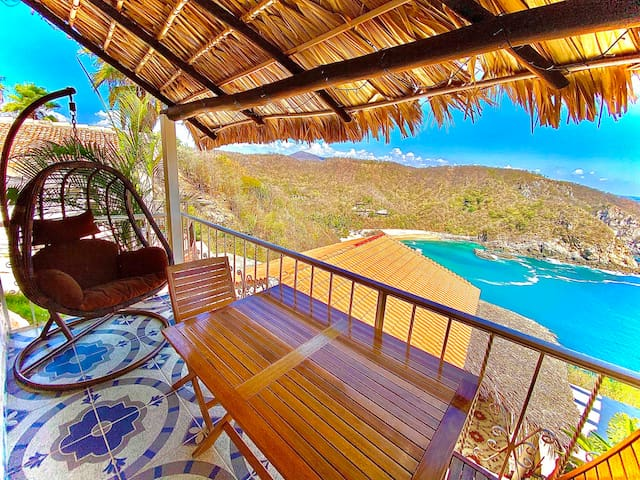 Luxurious Semi-Private Beach Bungalow Available!