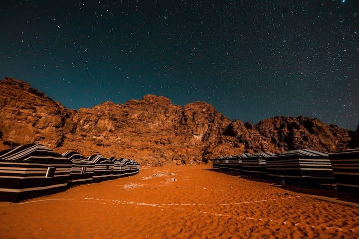 Desert Sky Camp & Tours