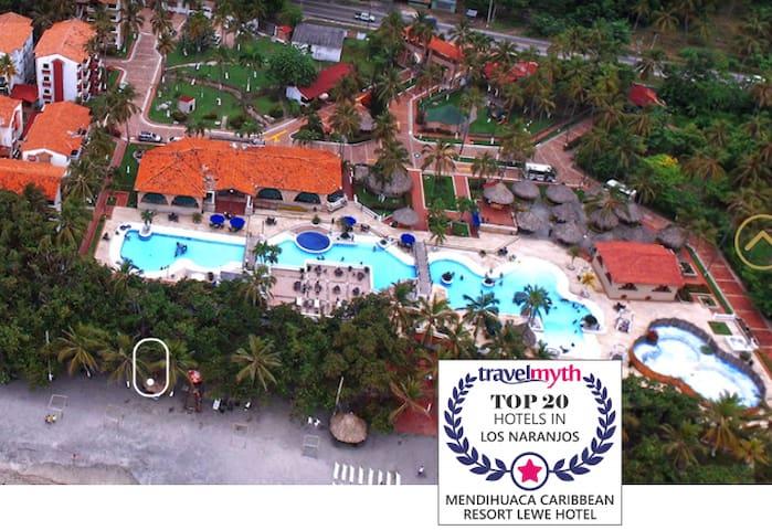 Alquilo Resort Mendihuaca. Cerca parque Tayrona