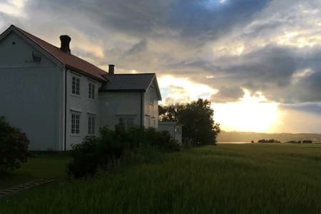 Vacation home for rent - rural and close to Trheim