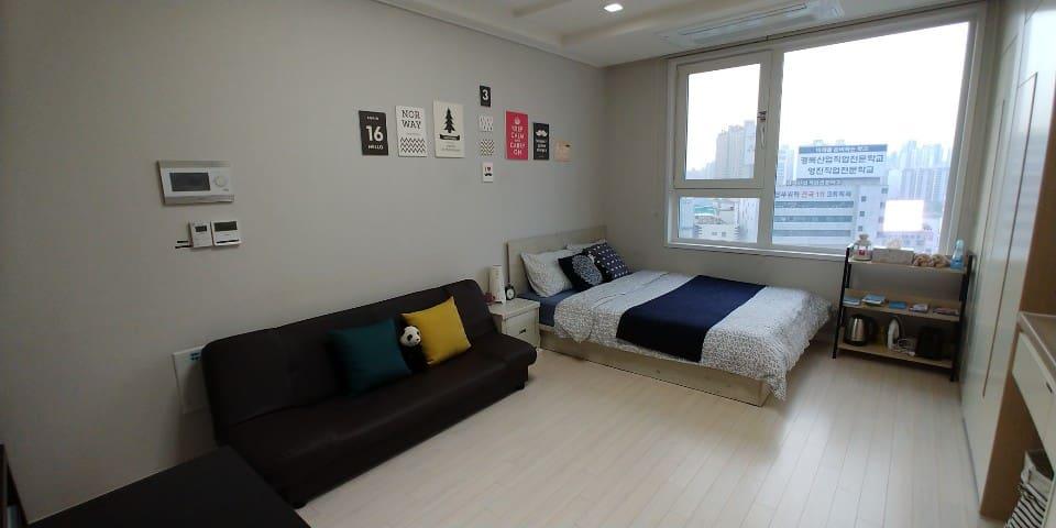 Rosemary Studio (Dong Daegu Station)