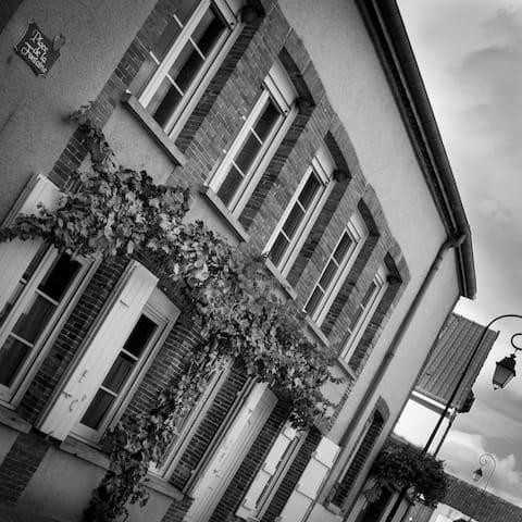 Maison de village champenois - Hautvillers - Rumah
