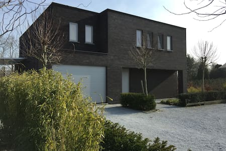Villa,garden 4000m² and tenniscourt - Oudenaarde - Villa