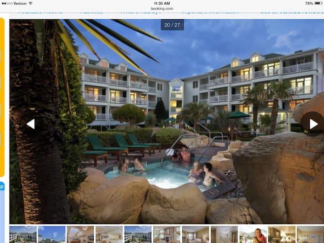 Turtle Cay-Key West style Studio:  July 5-12