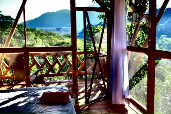 Vista Room in the Bamboo Tree House