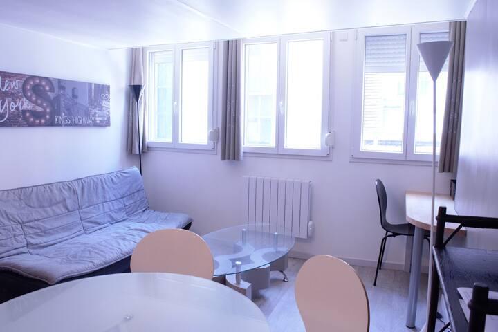 Joli appartement au centre ville