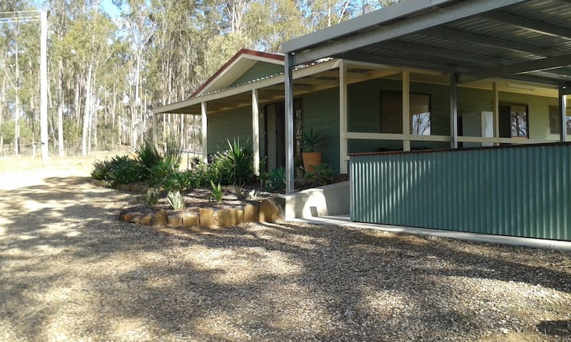 Green Acres Retreat - Laidley South - Hus