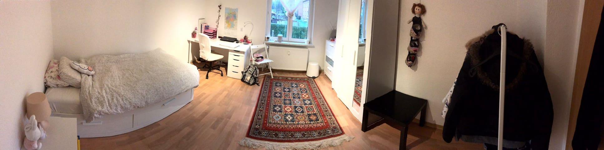 günstiges Schöne saubere Zimmer