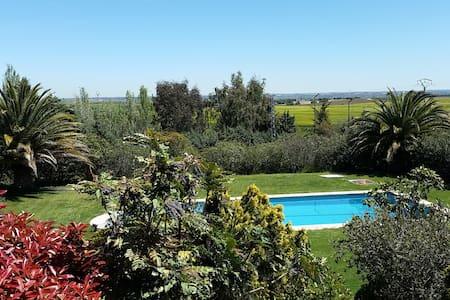 """Casa de Campo en Toledo """"La Jaralera CountryHouse"""""""