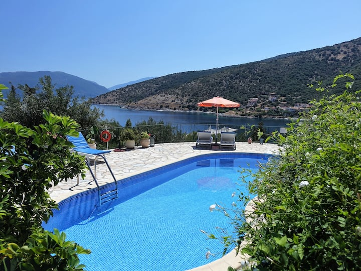Villa Mema, A magical place in Agia Efimia
