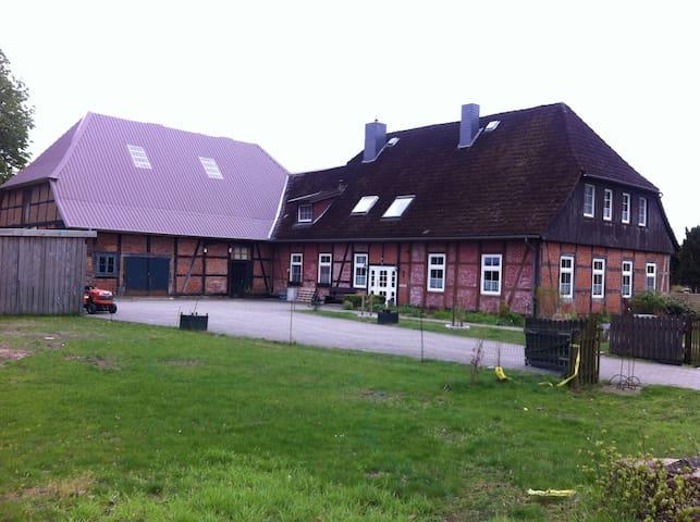Forsthof ferienwohnung - Wohnung 2 / apartment 2