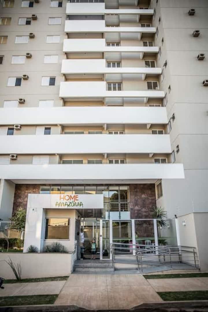 Apartamento completo em Goiânia - Goiás