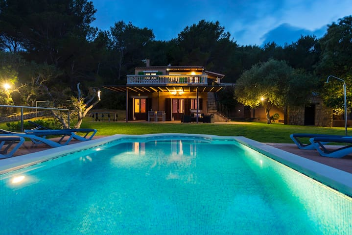 NEW! Mar i Cel: Amazing villa with sea views!
