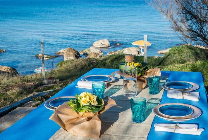Villa fronte mare per vacanze in Puglia - Brindisi