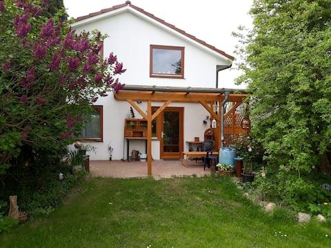Ferienwohnung in Hassendorf mit großem Garten