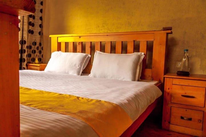 2 Bedroom Villa @ The Hammock Bhimtal - Pura Stays - Bhimtal