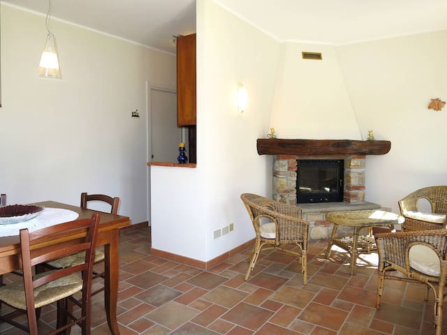 Apartment 50 m² Residence La Corte Bricca for 3 persons