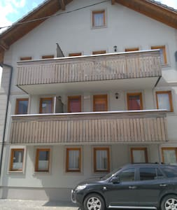 Apartments in a nature reserve - Bohinjska Bistrica