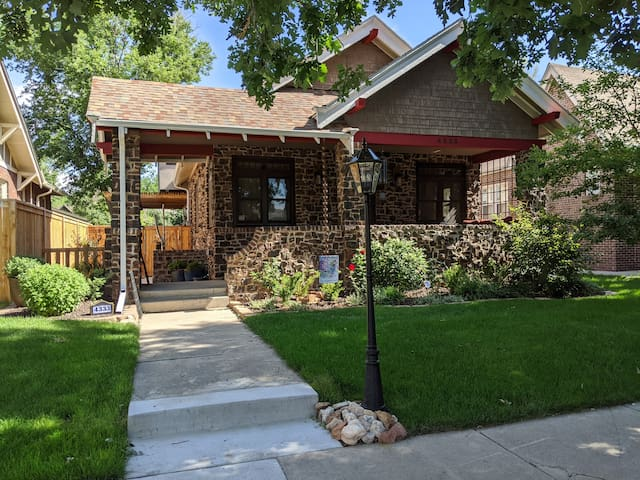 Park Hill Cottage -  2 Blocks from City Park & Zoo