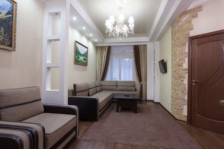 Апартаменты 2-х комнатные - Dombay