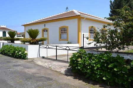 Casa da Marquinhas - Holidays in Terceira Island - Praia da Vitória