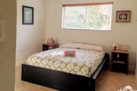 Charming&Cozy house close to Hollywood Beach - Hollywood - Huis