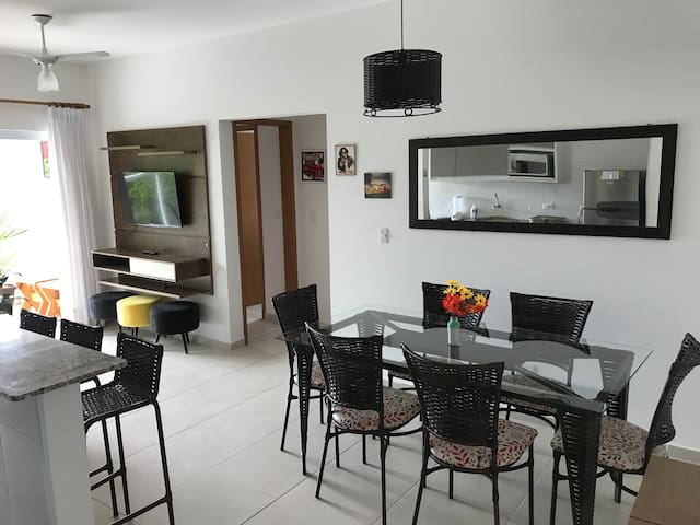 Apto Exclusive Itaguá Novinho! Pet Friendly WI-FI