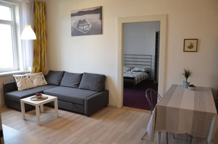 Cosy apartment in Prague very close to the centre