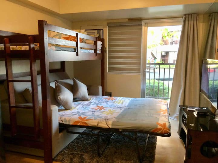 Cozy and Comfy Studio Unit @ Avida Towers Iloilo