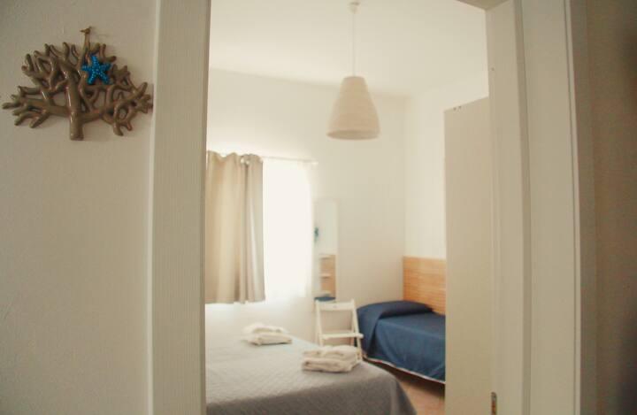 Stella del Sud Guesthouse, la nostra camera tripla