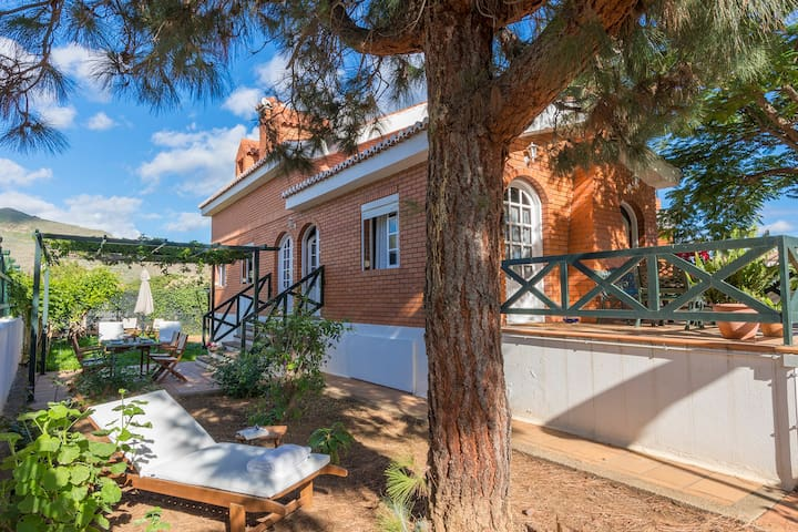 Holiday cottage in Valsequillo (GC0181) - Valsequillo - Huis