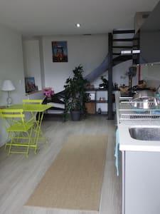 Charmante maison de ville proche de Grenoble - Meylan - 一軒家