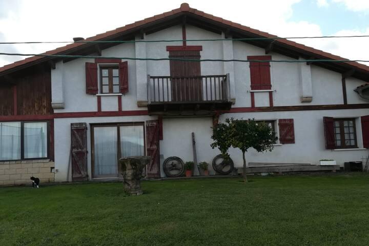 Apartamento en Gatika con preciosas vistas