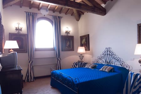 Camera panoramica nel Chianti - Barberino Val D'elsa