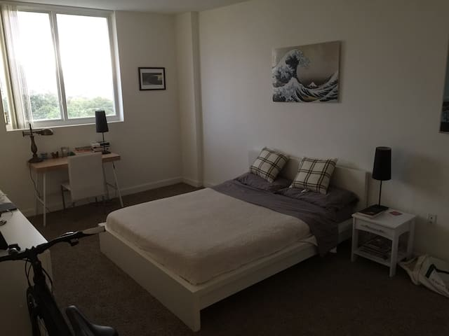 Master bedroom in Edgewater. - Miami - Appartement