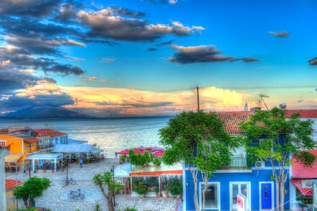 Bohemians apartments iraion samos - Samos