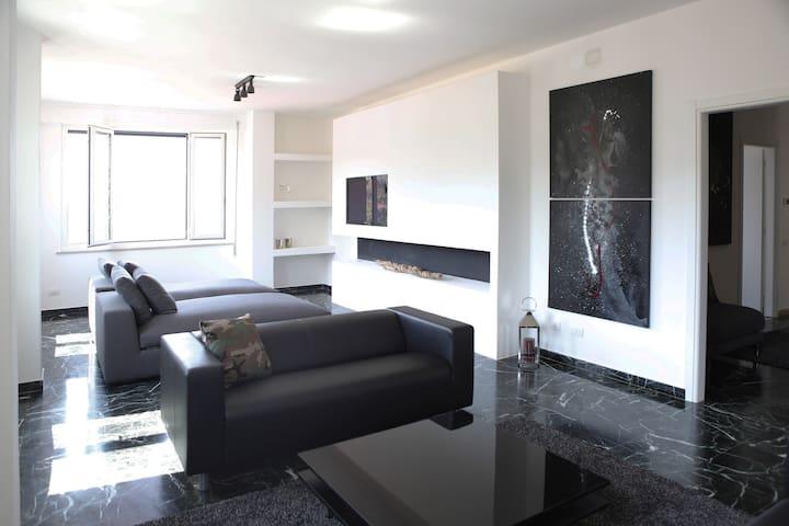 Appartamente di lusso Carrara centro - Carrara - Leilighet