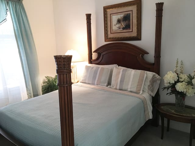 Private Guest Apartment - Minutes To Siesta Key