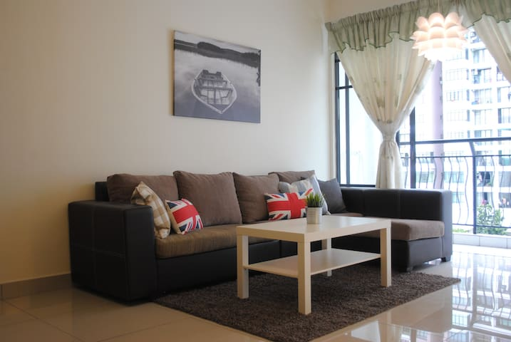 Amazing Resort Living @ Petaling Jaya !! - Petaling Jaya - Apartment