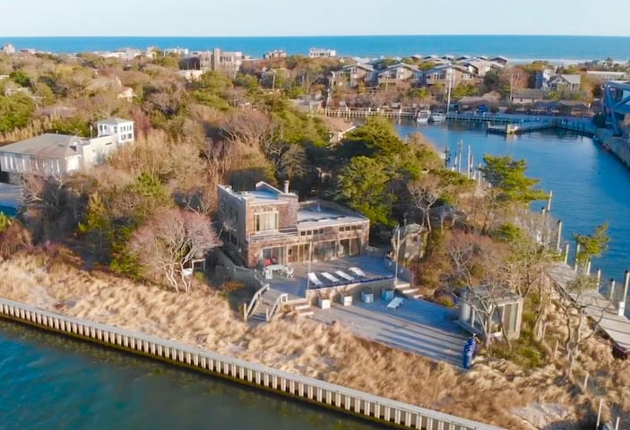 Fire Island Pines Harbor House