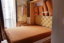 Full Furnished Studio Apt. Taman Anggrek Residence