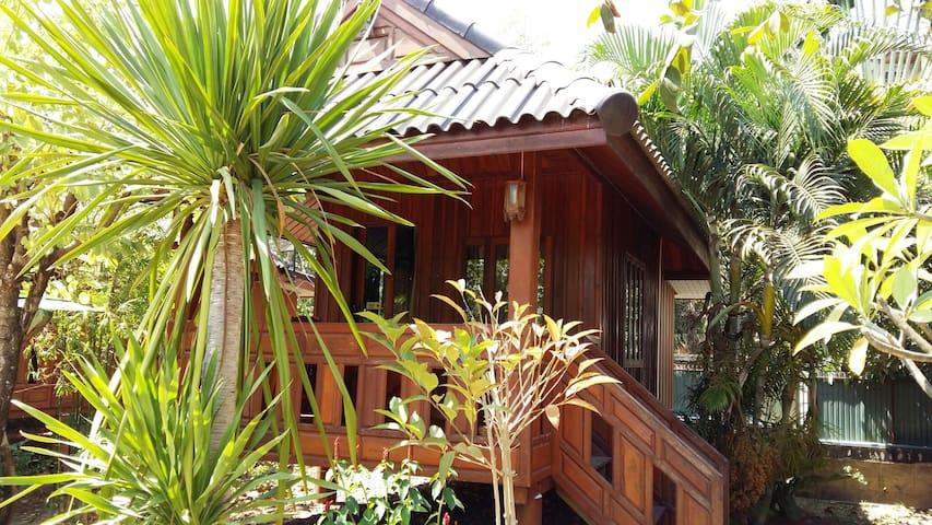 Lakeside get away - Tambon Pru Yai - Hut
