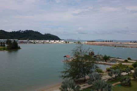 Marina Island Pangkor - Laguna 2 - ルムト - アパート