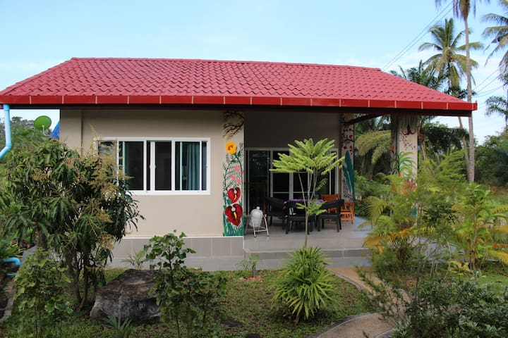 Chill Out Jungle House, Krabi