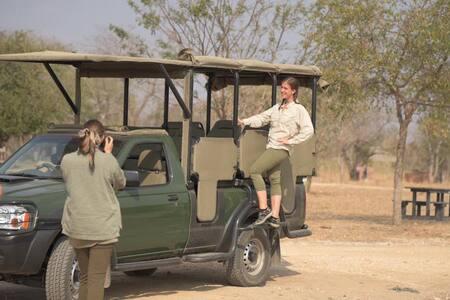 Chalet - Big 5 Reserve - In Kruger National Park