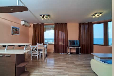 Helios Panorama Apartments Golden sands