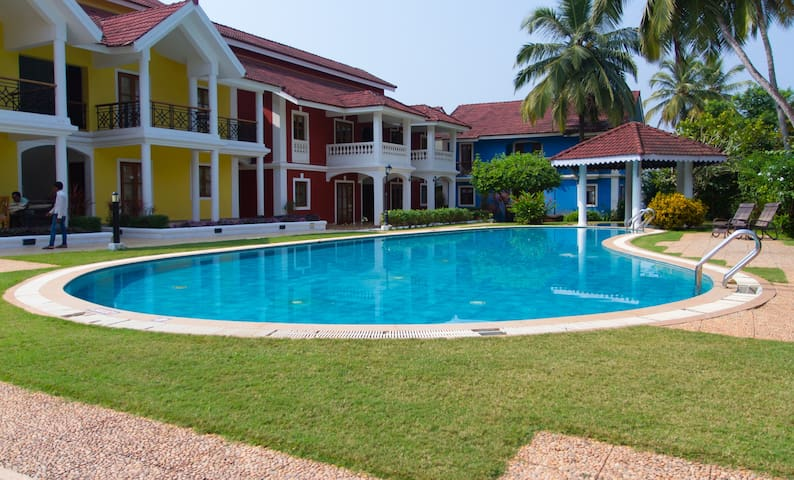 1 bhk luxurious suite in South Goa - Betalbatim - Vila