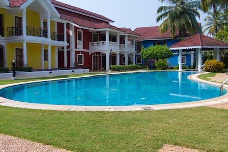 1 bhk luxurious suite in south goa - Betalbatim