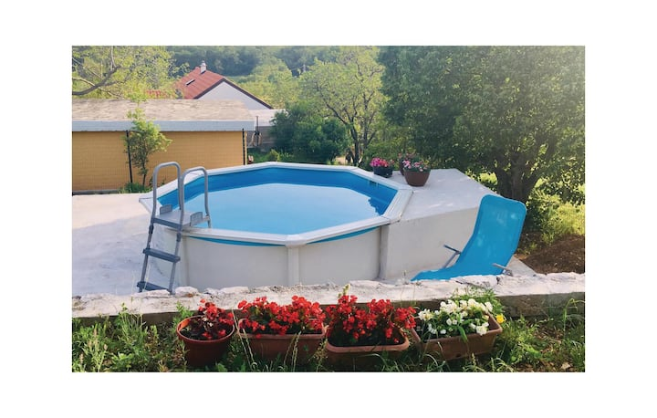 Awesome home in Krasica with WiFi and 2 Bedrooms