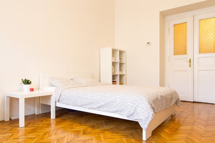 Cozy room between two lovely parks - Prag - Daire